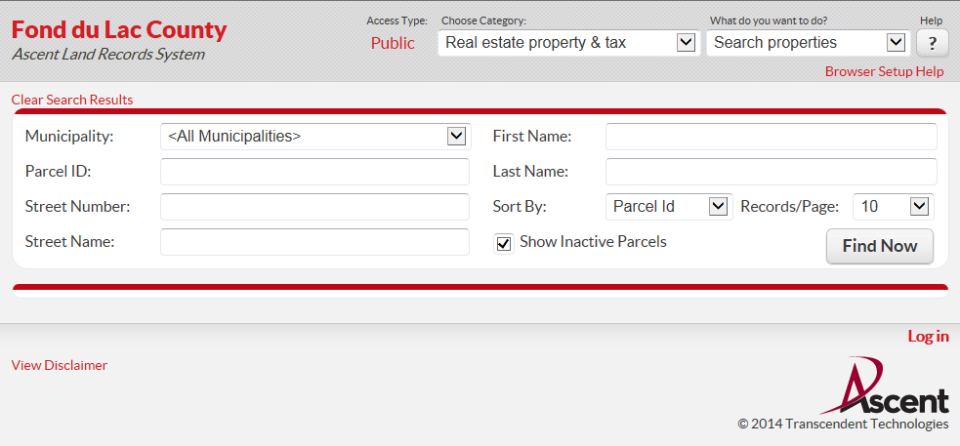 how to get a copy of property tax bill online