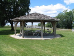 Columbia Park Shelter