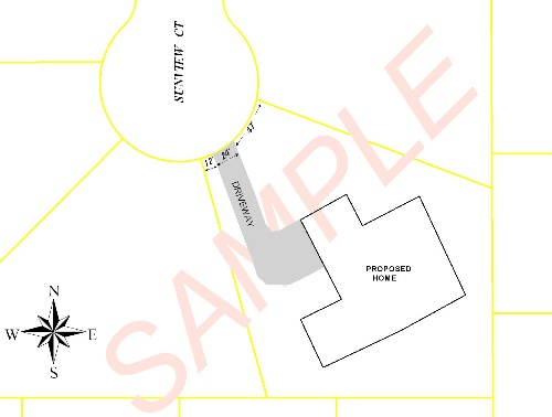 Address Site Plan