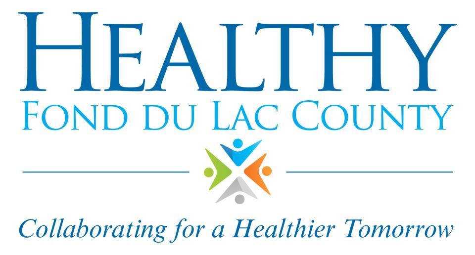 Healthy Fond Du Lac County Fond Du Lac County