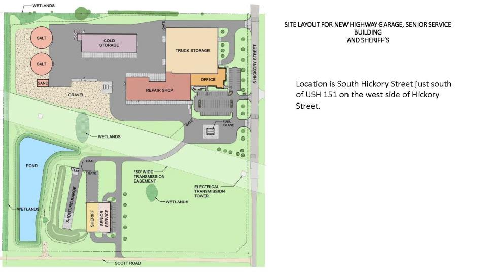 SITE LAYOUT FOR NEW HIGHWAY GARAGE, SENIOR_Page_01